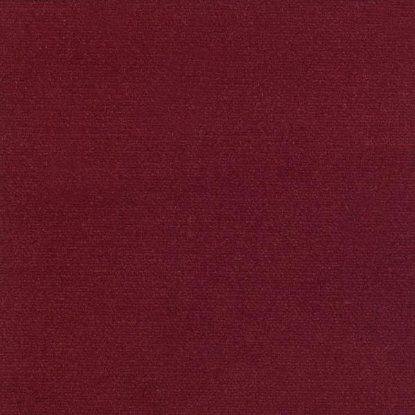 Lafayette Velvet- Carmine